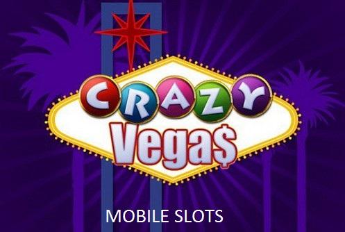 Crazy Vegas RTG Mobile Slots